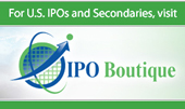 U.S. IPOs and Secondaries